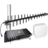 Cel-Fi GO X Rural Cell Signal Booster with High-Gain Antenna TS559120
