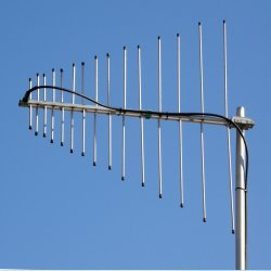 What's the difference between an LPDA antenna and a Yagi
