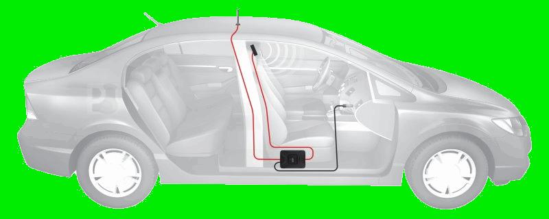 weBoost Drive 4G-X 470510 setup diagram