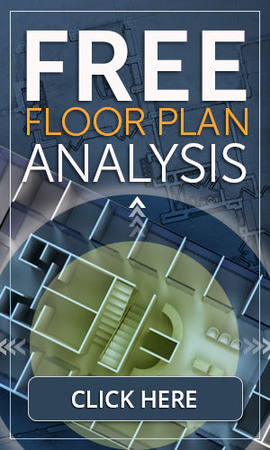 Free floor plan analysis for a passive DAS or public safety communications solution