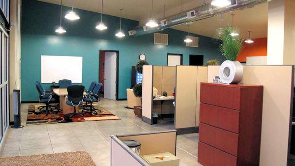 Powerful Signal's office in Hurricane, Utah