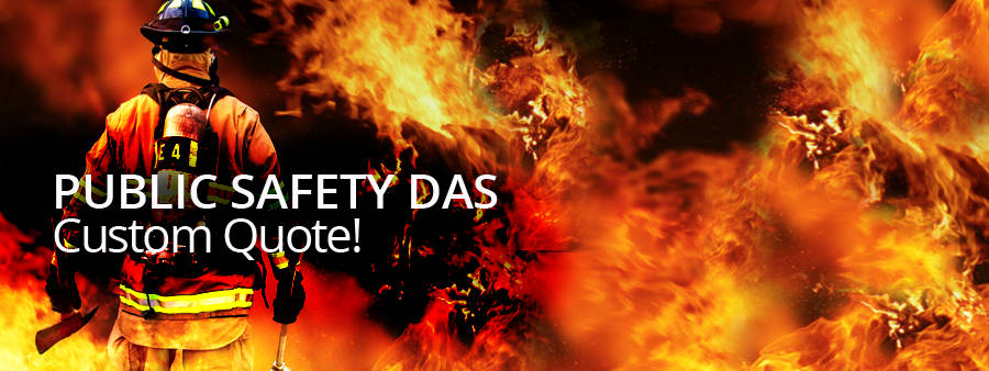 Powerful Signal provides public safety DAS solutions to meet NFPA and IFC building codes.