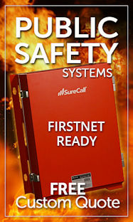 Receive a free custom quote on an in-building public safety communications system