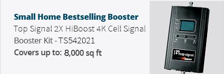 Bestseller: Top Signal 2X HiBoost 4K