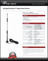 Download the Top Signal TS210580 spec sheet (PDF)