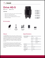 Download the weBoost Drive 4G-S 470107 spec sheet (PDF)