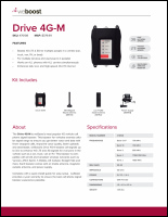 Download the weBoost Drive 4G-M 470108 spec sheet (PDF)