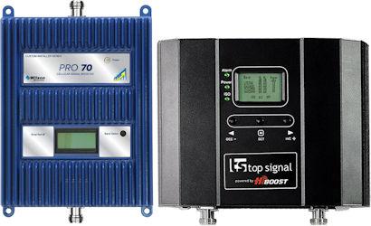 WilsonPro 70 465134 and Top Signal HiBoost 15K TS544011